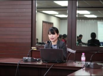 บัณฑิตวิทยาลัยจัดโครงการพัฒนาศักยภาพภาษาอังกฤษของบุคลากร
