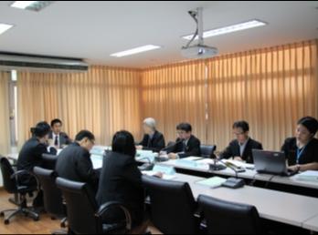 การประชุมคณะกรรมการอำนวยการบัณฑิตวิทยาลัย ครั้งที่ 15/2560