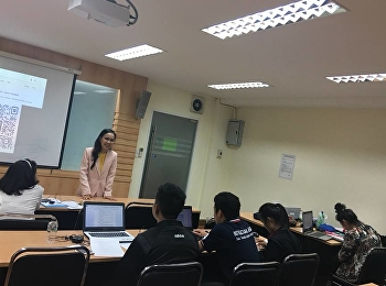 หลักสูตรครุศาสตรมหาบัณฑิต สาขาวิชาการออกแบบการเรียนการสอนจัดโครงการคลินิกวิจัยเพื่อพัฒนาศักยภาพนักศึกษา