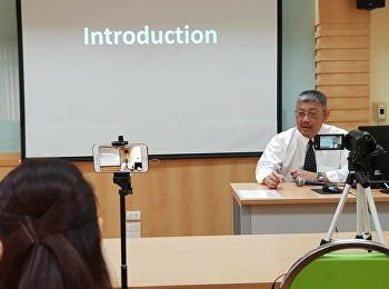 อ.ดร.ชัยโรจน์ นพเฉลิมโรจน์ บรรยายวิชาปรัชญาและจริยศาสตร์หลังนวยุค