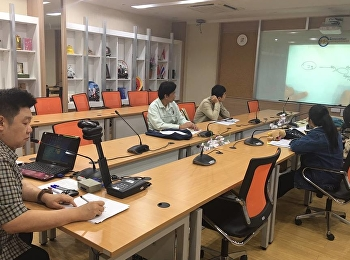 D.B.A Held a Course on Advanced Statistics for Business Research in 2/2018