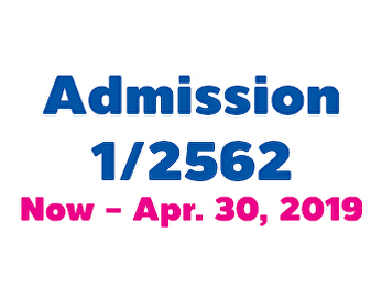 Admission 1/2019