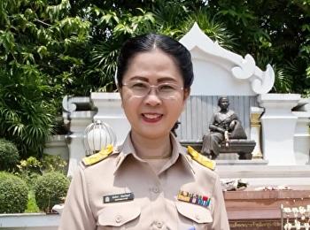 ขอแสดงความยินดีกับ รศ.ดร.นันทิยา น้อยจันทร์ กรรมการสาขาวิชาการบริหารการศึกษา