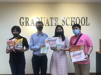 Graduate School, in collaboration with the network, organized charity activities at Tupan Suk