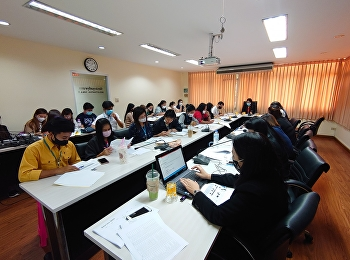 Graduate School meeting, all staff of support of the Graduate School No. 4/2020