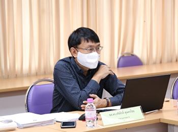 หลักสูตรวิทยาศาสตรมหาบัณฑิต และปรัชญาดุษฎีบัณฑิต สาขาวิชาการแพทย์แผนไทยประยุกต์ ได้เข้ารับการตรวจประเมินคุณภาพการศึกษาภายใน ระดับหลักสูตร ประจำปีการศึกษา 2562
