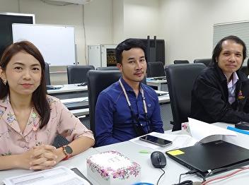 บัณฑิตวิทยาลัยเข้าร่วมประชุมการดำเนินงานตามตัวชี้วัด ด้านเทคโนโลยีสารสนเทศและวิทยบริการ (Fast track) ประจำปีงบประมาณ 2564